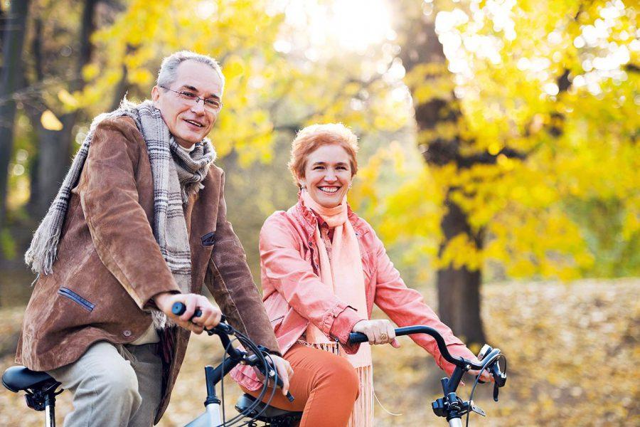 Gesunde Knochen statt Osteoporose