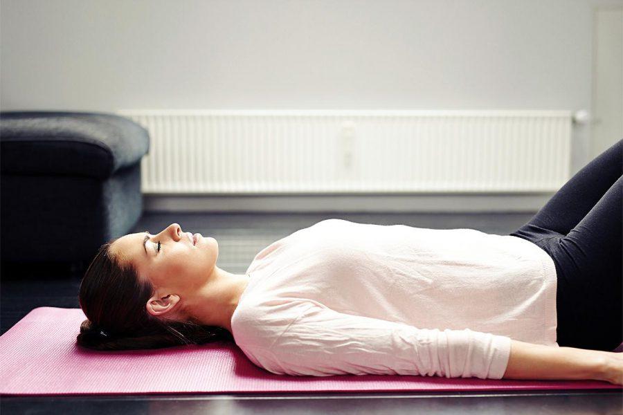 Entspannung durch Autogenes Training
