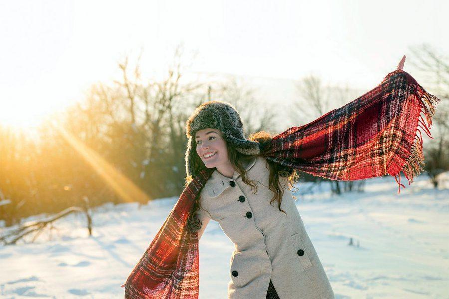 Mit Lebensfreude gegen den Winter-Blues
