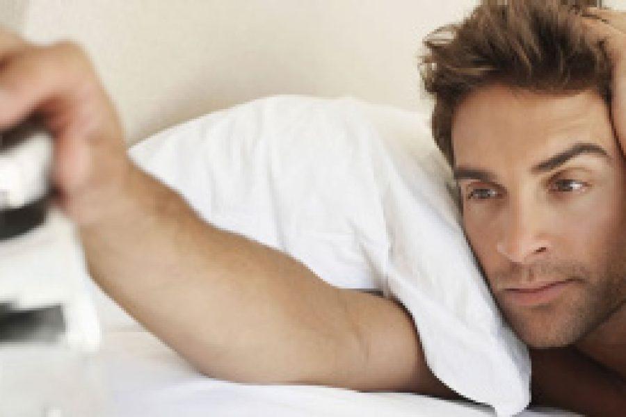 Schlaf: Durchwachte Nacht