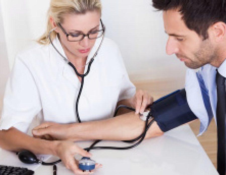 Realistische Blutdruckwerte