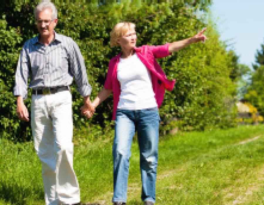 Herz-Kreislauf-Erkrankungen: Schritte fürs Herz