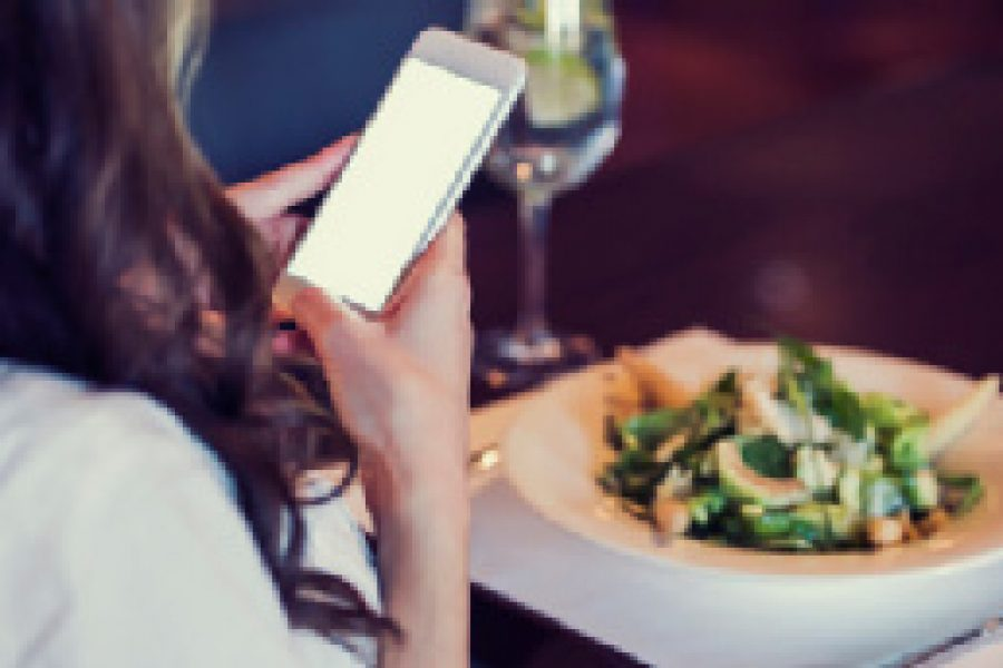 Ernährung: Bewusster essen per App