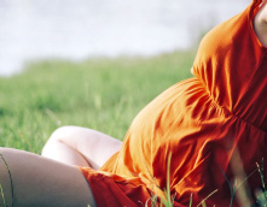 Schwangerschaft: Schwangere im Blick