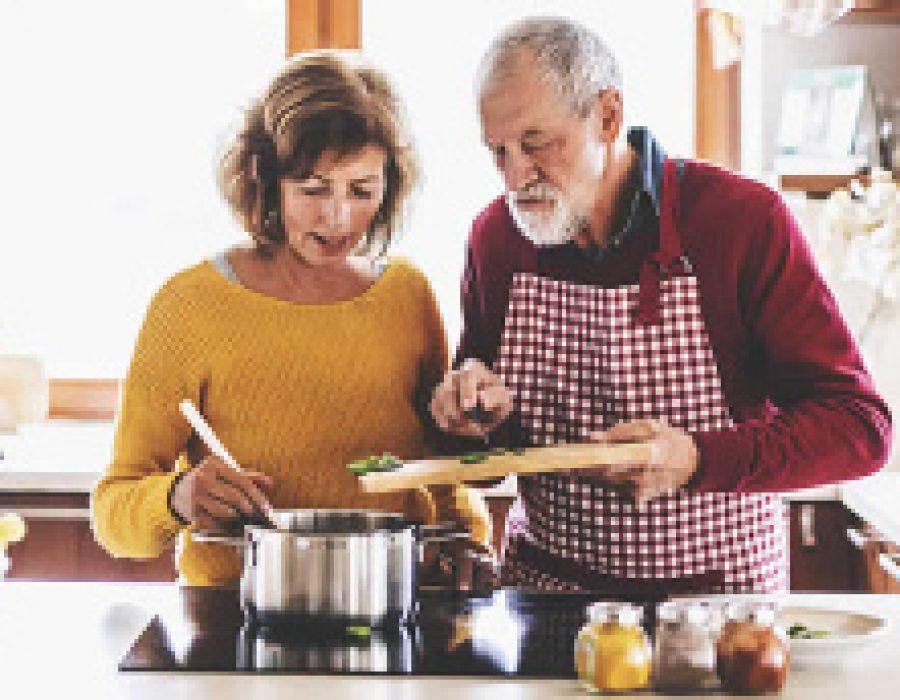 Ernährung: Selbst kochen, leichter leben