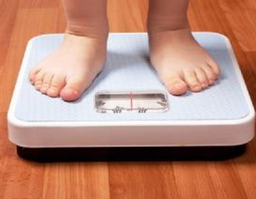 Übergewicht: Schwere Bürde für die Kleinen
