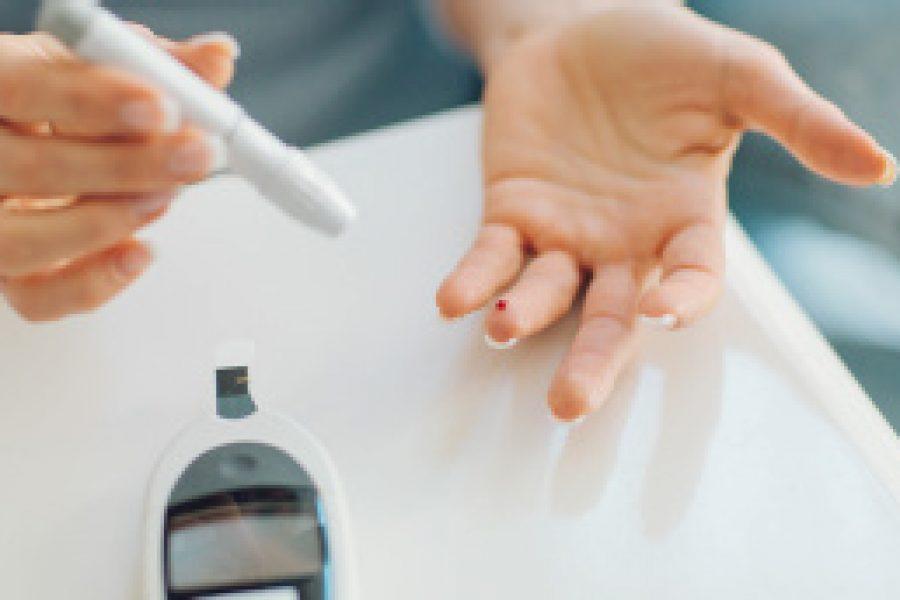Typ-2-Diabetes: Selbst messen bringt's!