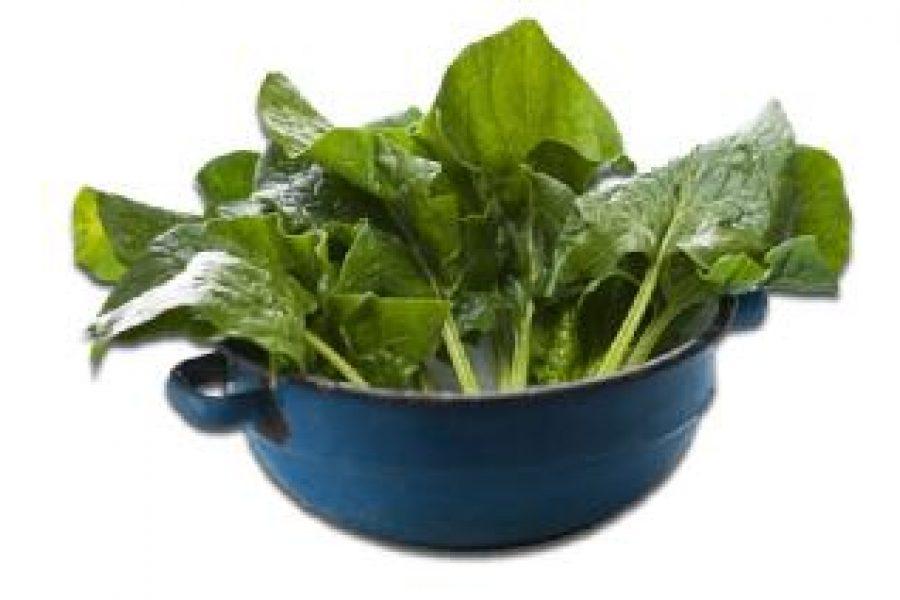 Ernährung: Spinat macht stark