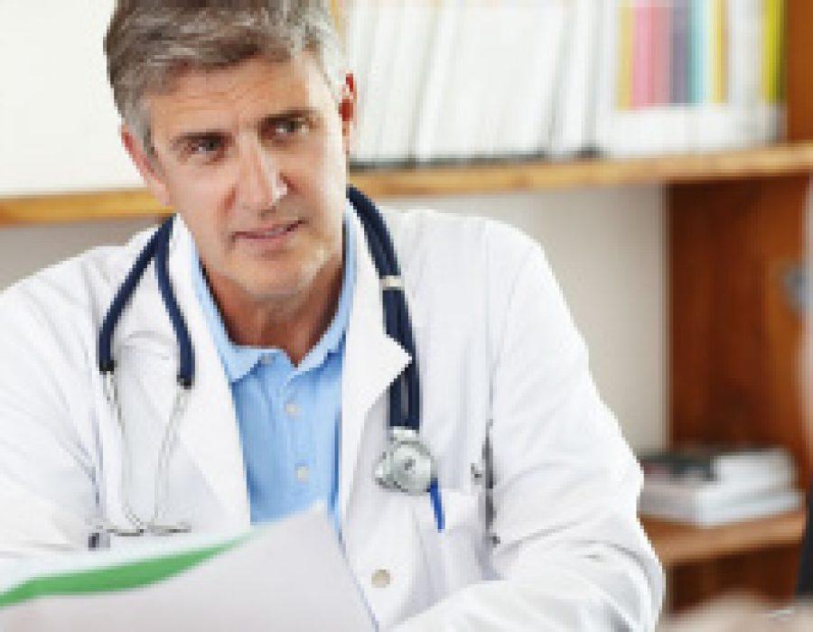 Patient: Gute Miene, weniger Schmerz