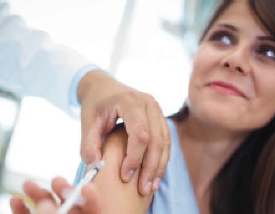 Impfen: Der Trend geht zum Pikser