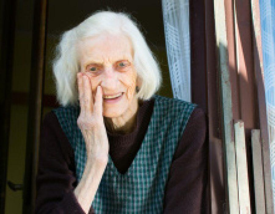 Lebenserwartung: Generation 100 plus