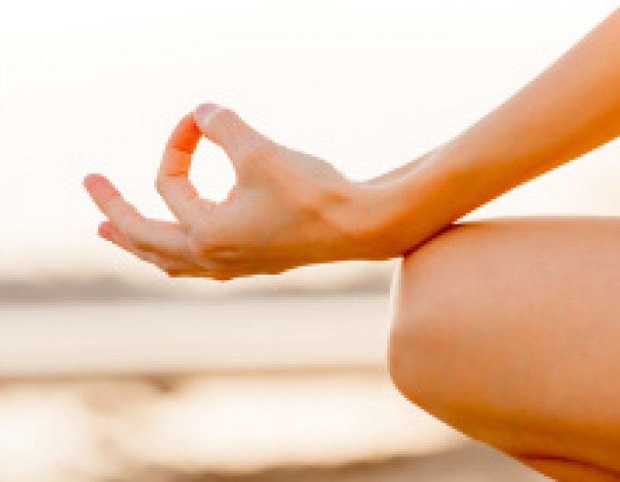 Stimmung: Yoga entspannt auch die Gemütslage