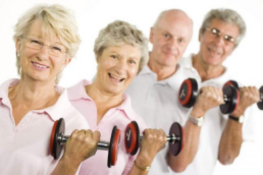 Ausdauer: Training stärkt Demenzkranke