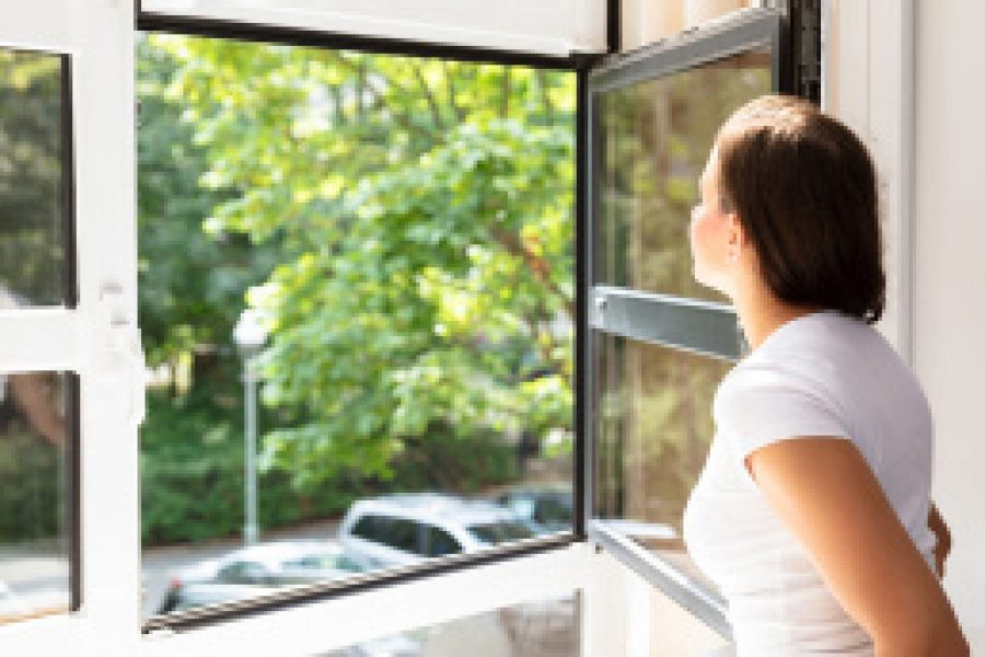 Luft: Feinstaub in der Wohnung