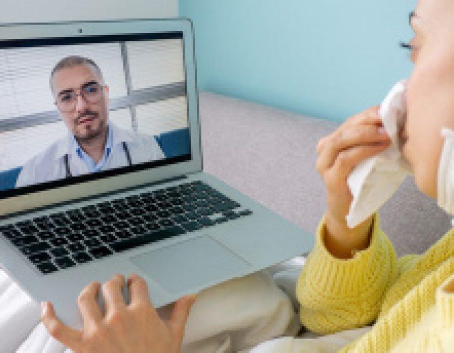 Krankschreibung: Video-Sprechstunden werden häufiger genutzt