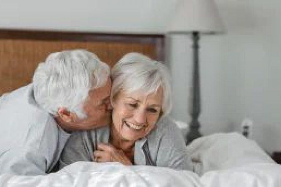 Zufriedenheit: Auch im höheren Alter Spaß am Sex