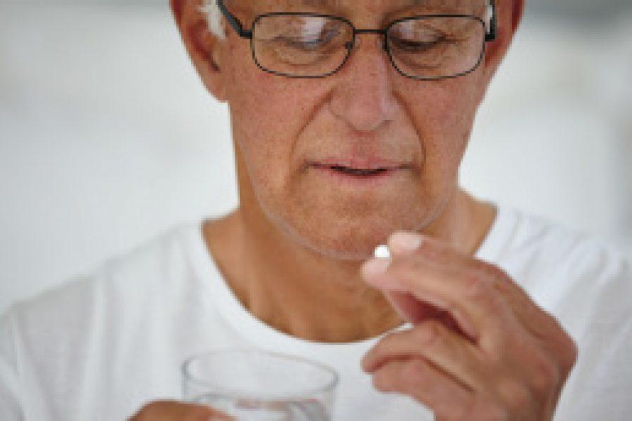 Medikamente: Weniger Antibiotika