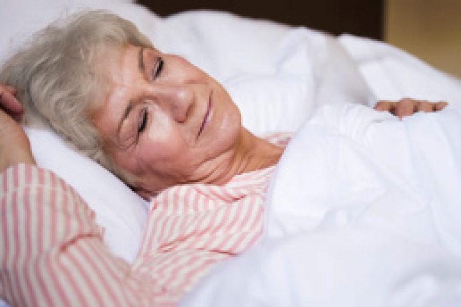 Schlaf: Gesundes Herz im Schlaf