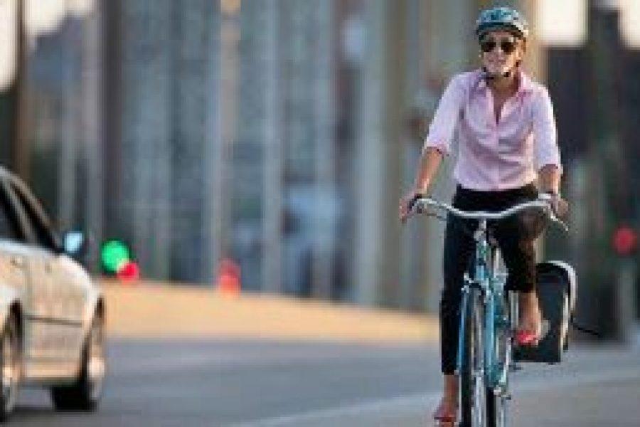 Bewegung: Mehr Menschen fahren Fahrrad