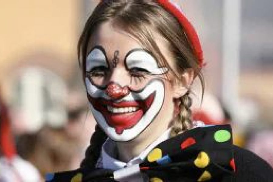 Ängste: Klinik-Clowns haben heilende Wirkung