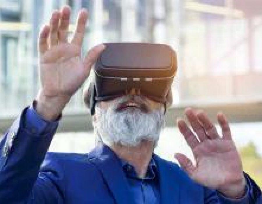 Höhenangst: Virtuell wirkt auch ganz real